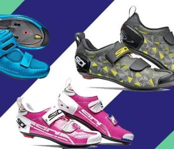 Chaussure de Triathlon pour la course à pieds