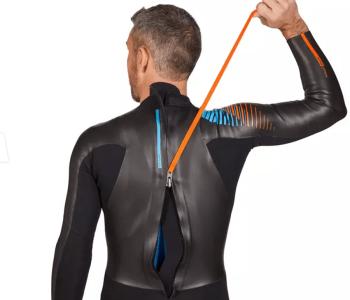 Combinaison pour le Triathlon de Decathlon APTONIA idéale pour débuter