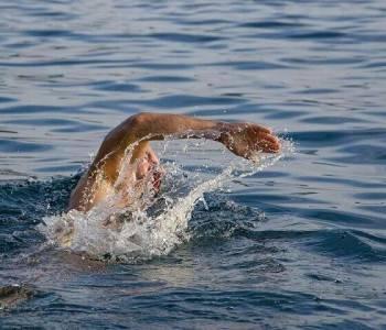 Technique de nage en eau libre