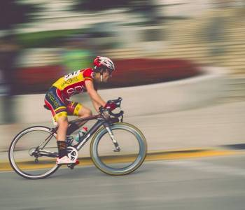 Entrainement vélo en Triathlon