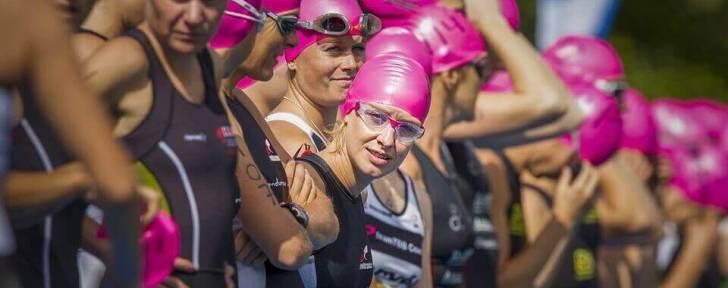 Formats et distances en Triathlon