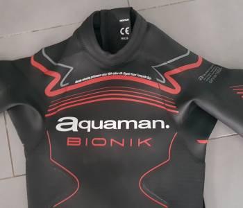 Aquaman bionik