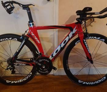 Vélo CLM LOOK 496