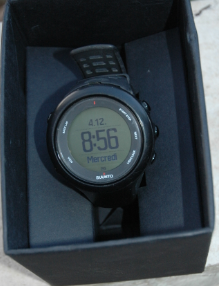 Cardio Suunto Ambit 3 Sport Black Edition HR GPS B...